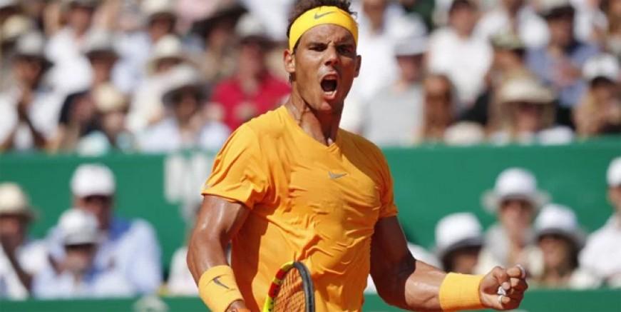 Rafael Nadal bir rekor daha kırdı