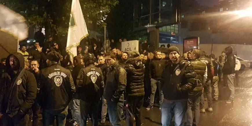 Rasim Ozan Kütahyalı Boşnakları sokağa döktü