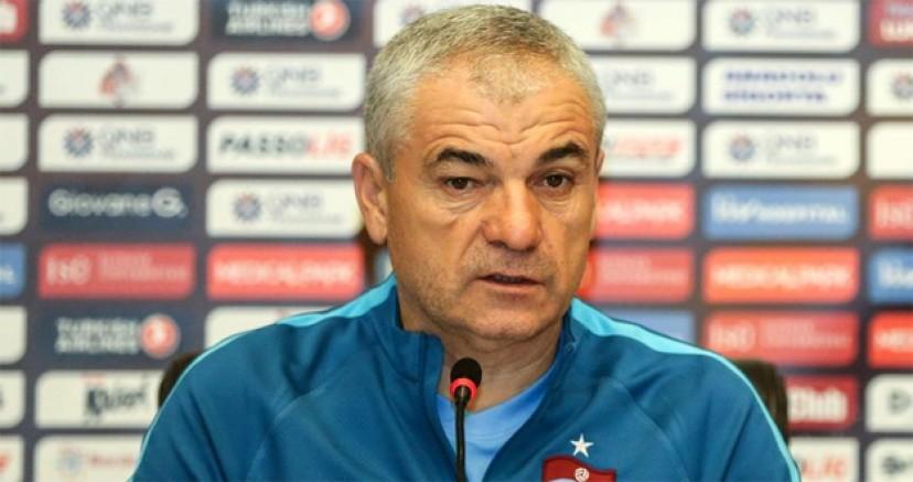 Rıza Çalımbay Trabzonspor ile yollarını ayırıyor