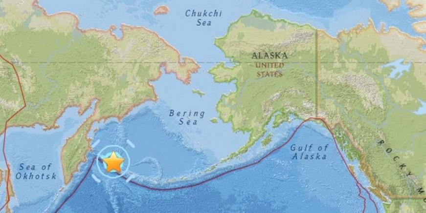 Rusya'da 6.3 büyüklüğünde deprem