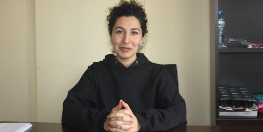 Şebnem Şimşek CHP Kartal Kadın Kolları'na aday