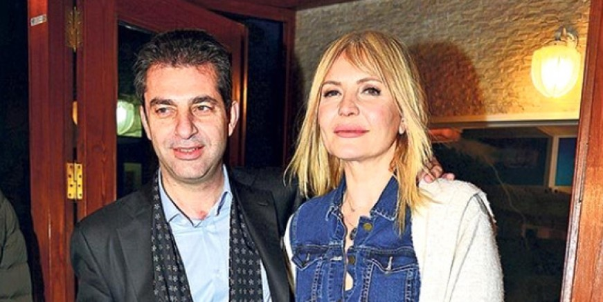 Seda Akgül ile Ergün Ersoy nişanlandı