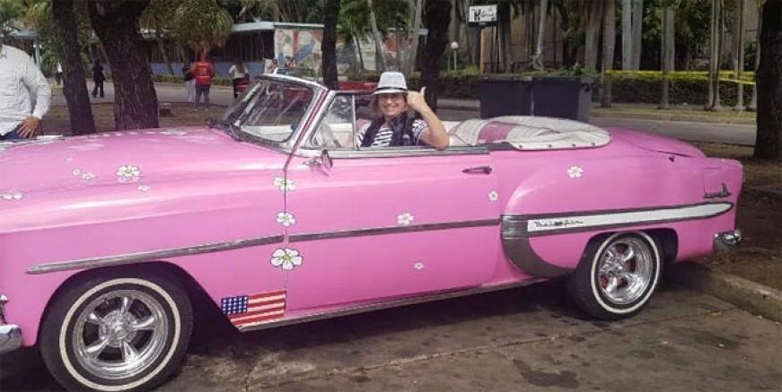Sema Akkoyun Özbay Küba'yı yazdı