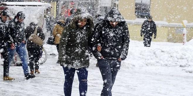 Sibirya'dan gelen soğuk hava dalgası ile donacağız!