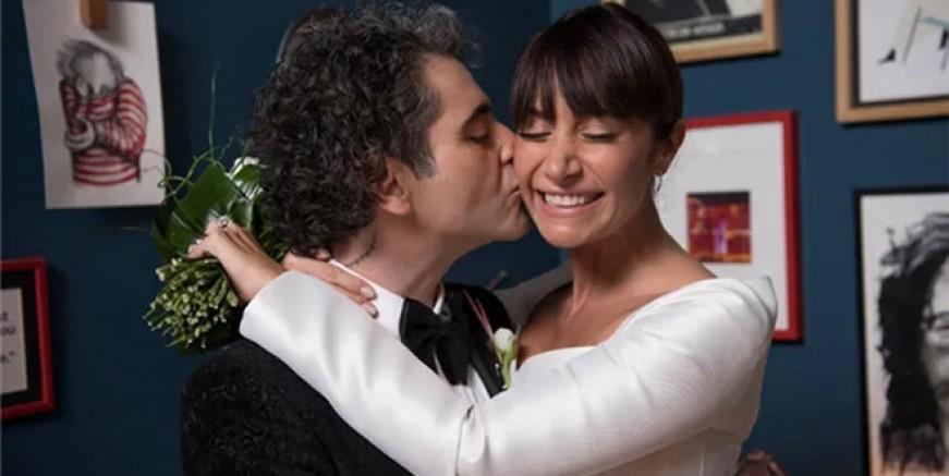 Sıla ve Hazer Amani evlendi