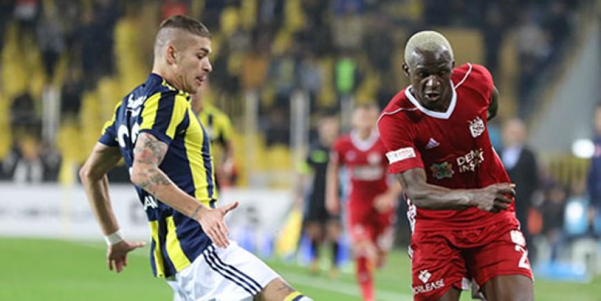 Sivasspor - Fenerbahçe maçı biletleri satışta