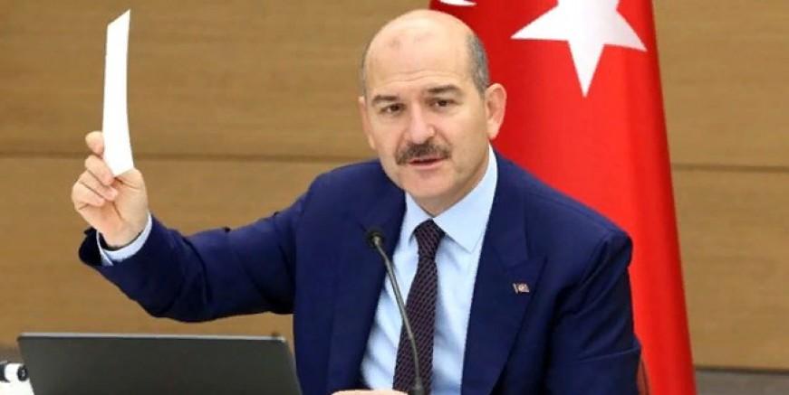 Soylu'dan çok sert Murat Karayılan sözleri