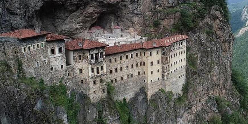 Sümela Manastırı ziyarete kapatıldı