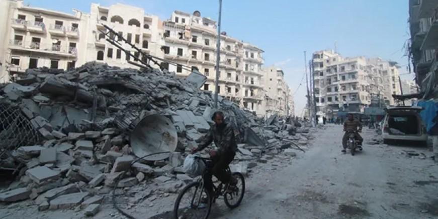 Suriye'de 11 yıldır bitmeyen savaş