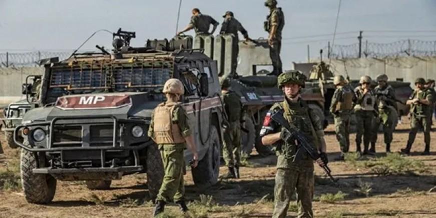 Suriye'de ABD ve Rus askerleri karşı karşıya