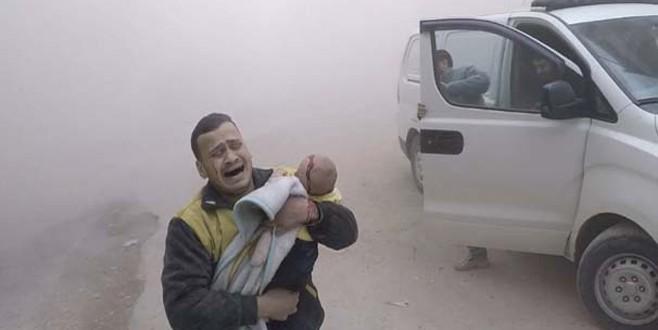 Suriye'den çok acı fotoğraf!
