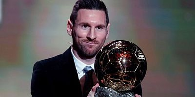 Lionel Messi Ballon d'Or'a doymuyor!