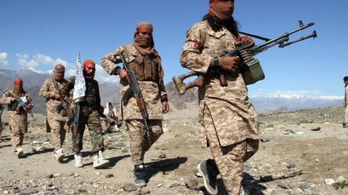 Taliban güçleri Pencşir'i de ele geçirdi