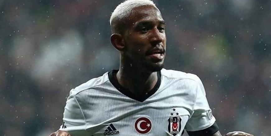 Talisca Beşiktaş'a veda etti bile!