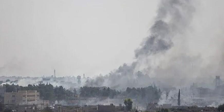 Tel Abyad'da hain saldırı;  1 asker şehit