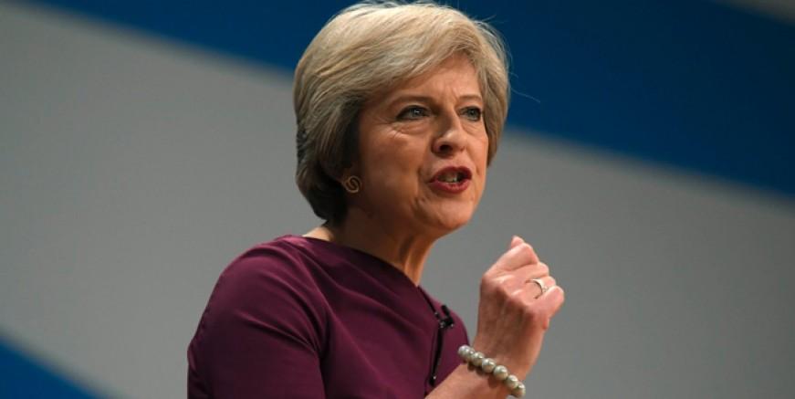 Theresa May 'Esad'a 'dur' demek gerekiyordu