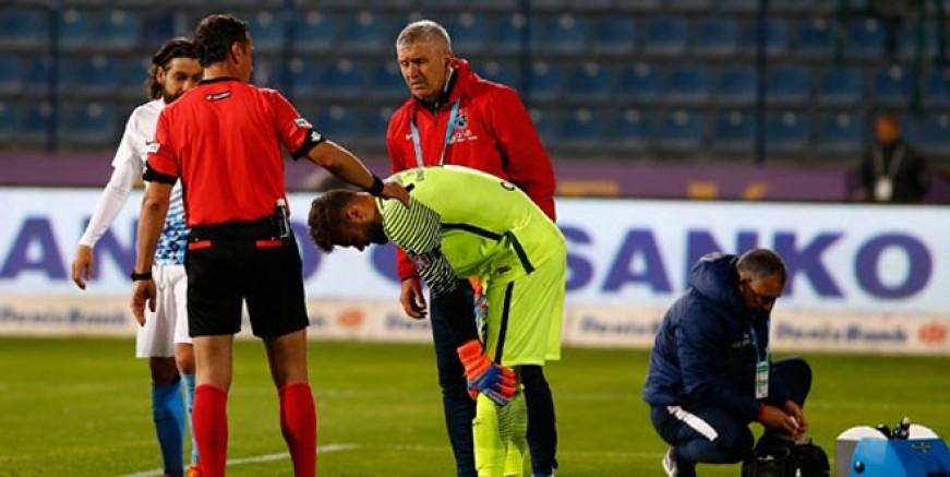 Trabzonspor'da 3 sakatlık birden!