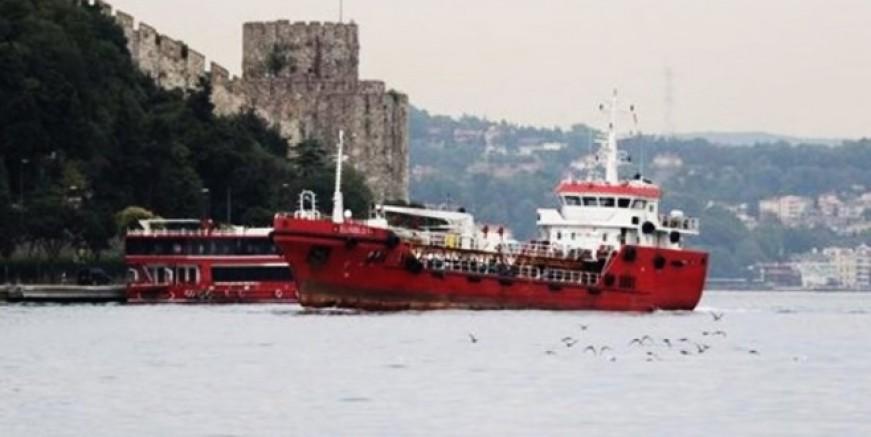 Türk gemisi göçmenler tarafından kaçırıldı