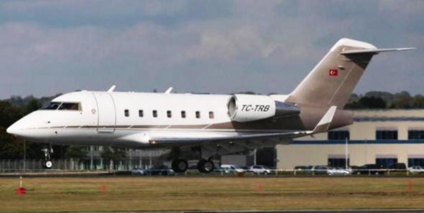 Mina Başaran ve arkadaşlarını taşıyan jet düştü