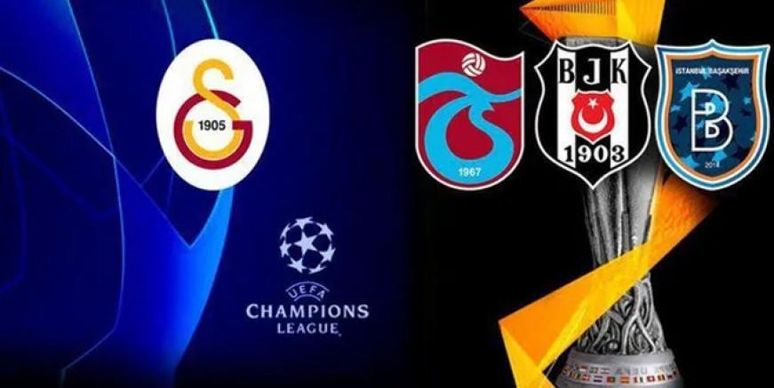Türkiye'yi Şampiyonlar Ligi korkusu sardı