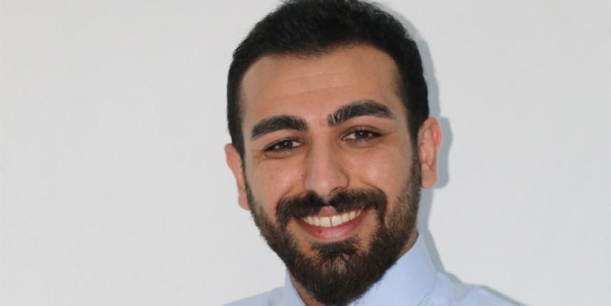 Uğur Güzel CHP Kartal Gençlik Kolları Başkanlığı'na aday!