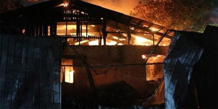 Ukrayna'da hastanede feci yangın; 6 ölü