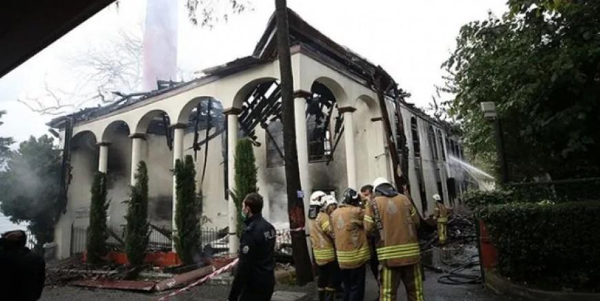 Vaniköy Camii aslına uygun olarak yenilenecek