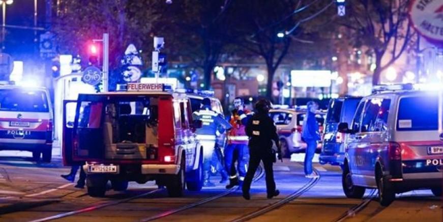 Viyana'da terör saldırısı; 7 ölü