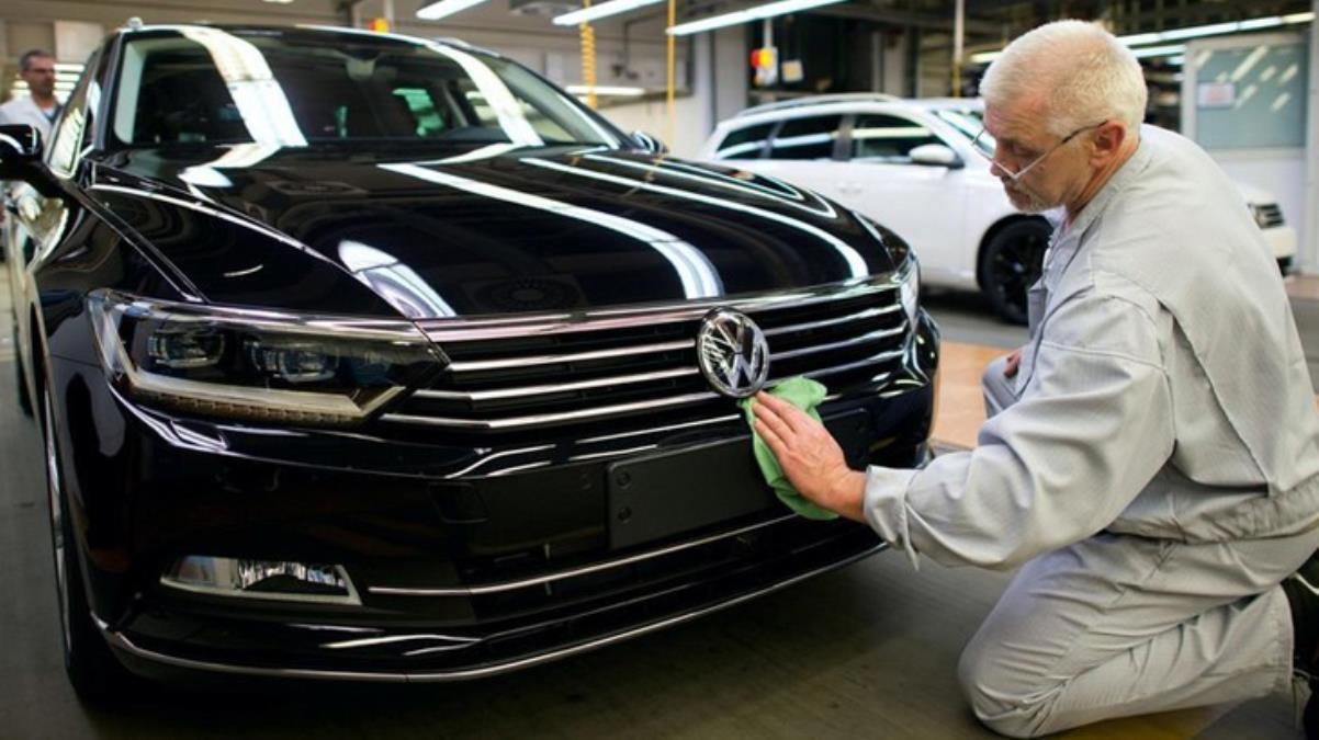 Volkswagen'den tarihi karar!