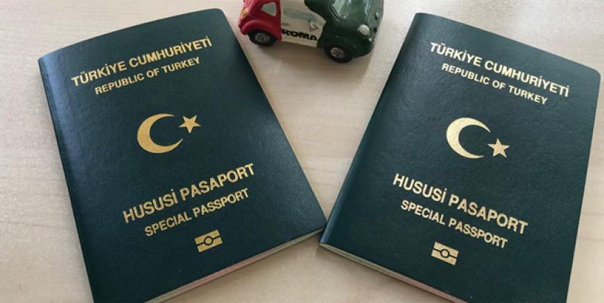 Yazar ve sanatçılara yeşil pasaport müjdesi
