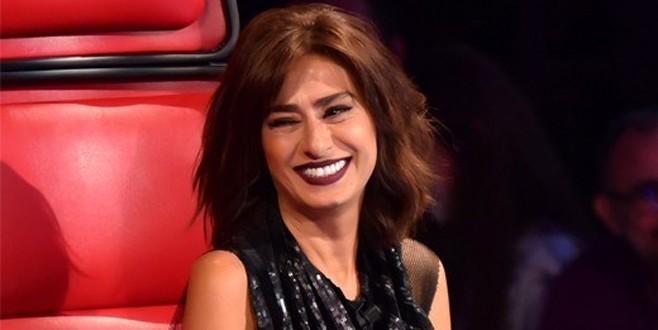 Yıldız Tilbe'den talk show sürprizi