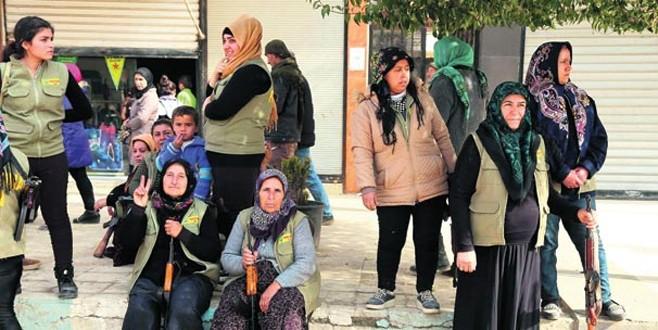 YPG'den şok eden yalan!