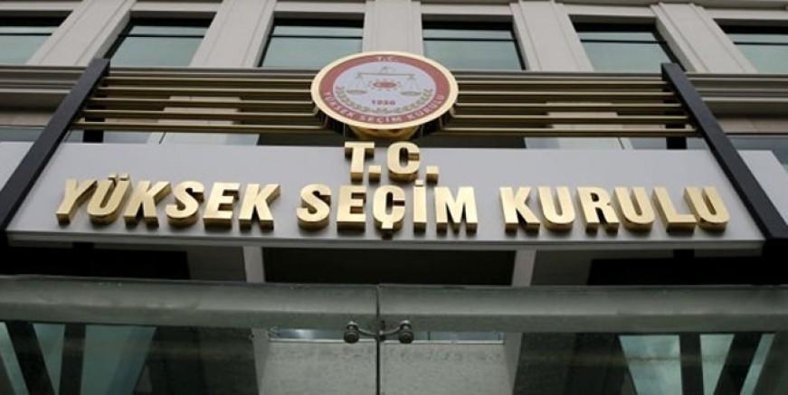 YSK'nın İstanbul seçim takvimi belli oldu