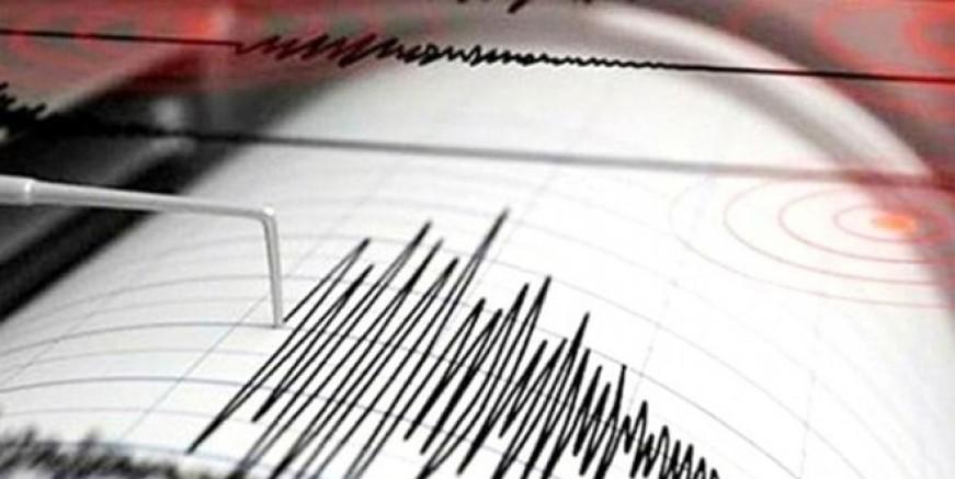 Yunanistan'da 5.5 büyüklüğünde deprem