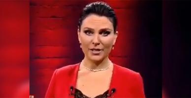 Ece Üner Kim Kardashian'a füze attı!