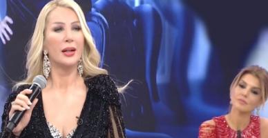 Seda Sayan Ahmet Kaya şarkısını rezil etti